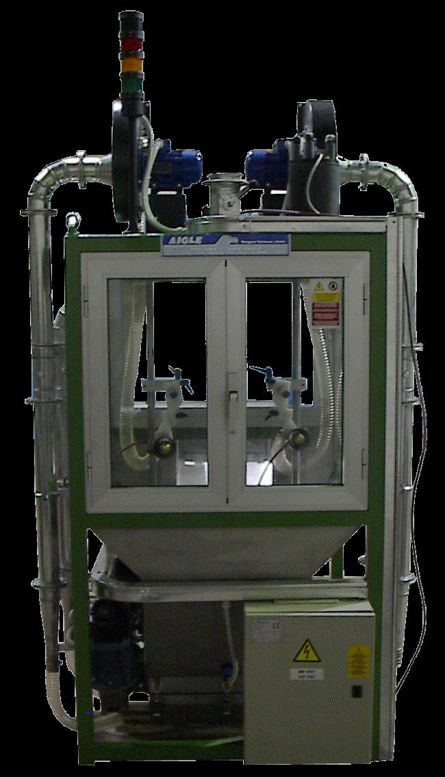 Electropneumatic Flocking Machine – mod. FR/ESP