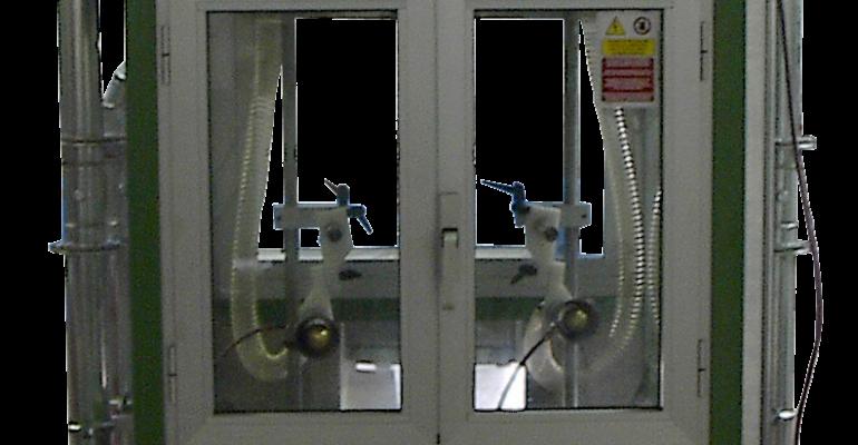 Floccatrice Elettro-Pneumatica – mod. FR/ESP