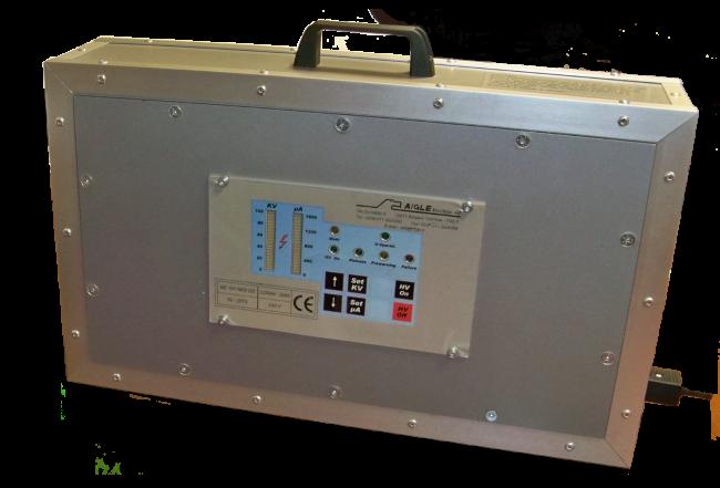 Generatore Elettrostatico – mod. GE-100-1-EASY