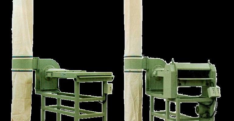 Pulitori per Pannelli/Fogli/Capi Pre-Tagliati – mod. PFA-PFS-PM