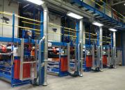 Three Head Printing Line – mod. LST