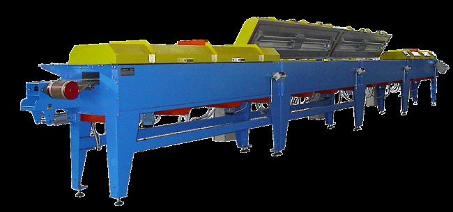 Infrared / Hot Air Drying Ovens – mod. FAC12, mod. FAC12G, mod. FIR/AC12 e FIR/AC12/G