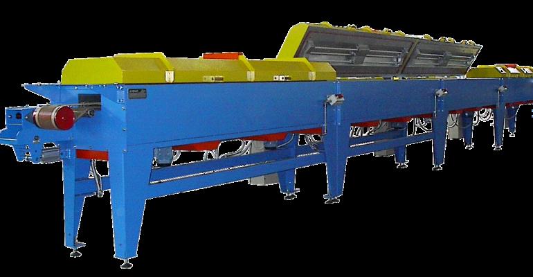 Forni ad aria calda/infrarossi – mod. FAC12, mod. FAC12G, mod. FIR/AC12 e FIR/AC12/G