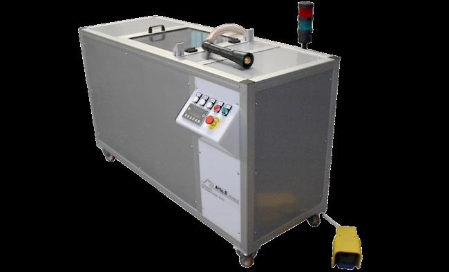 Gruppo Distributore Elettro-Pneumatico di Flock – mod. ESP1
